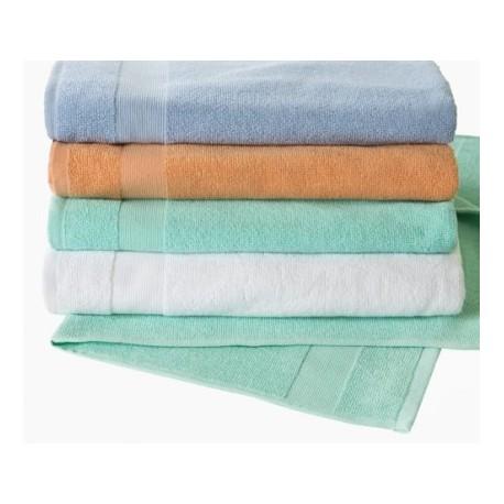 serviette couleur